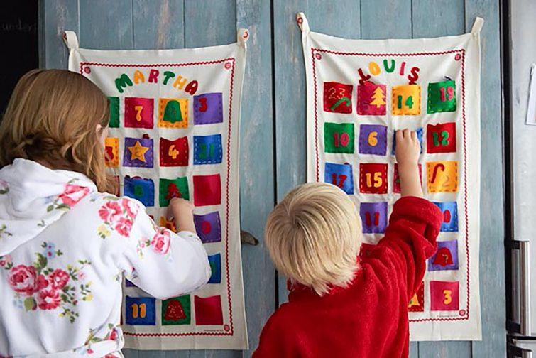 Buttonbag advent calendar