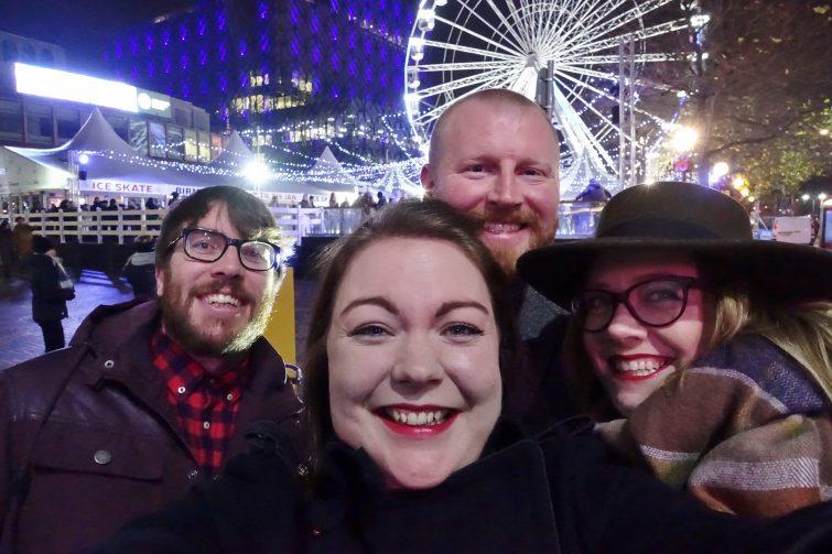 Autumn Bucket List - Team Custard in Birmingham