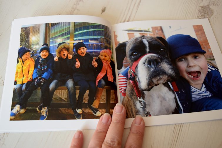 My SnappBook print quality