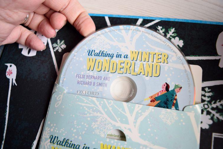 Walking in a Winter Wonderland CD