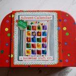 Little Button Bag - Make your own advent calendar case