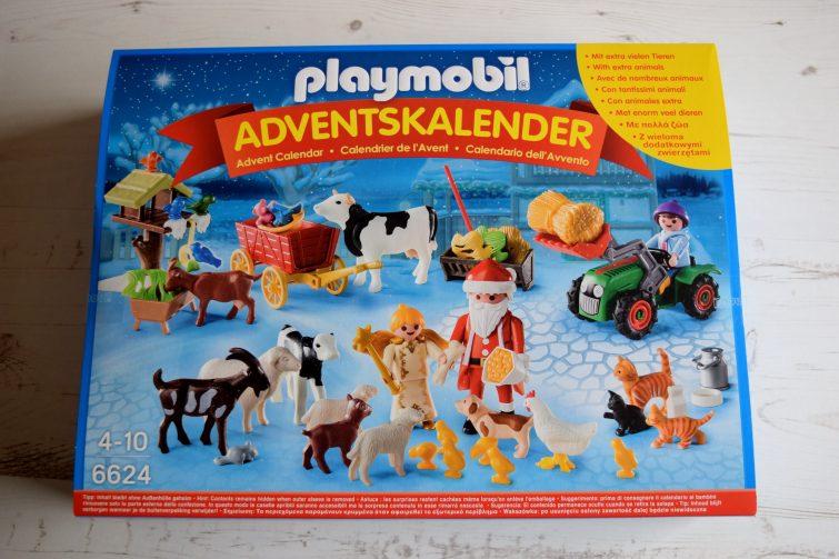 PLAYMOBIL Advent Calendar - Christmas on the Farm