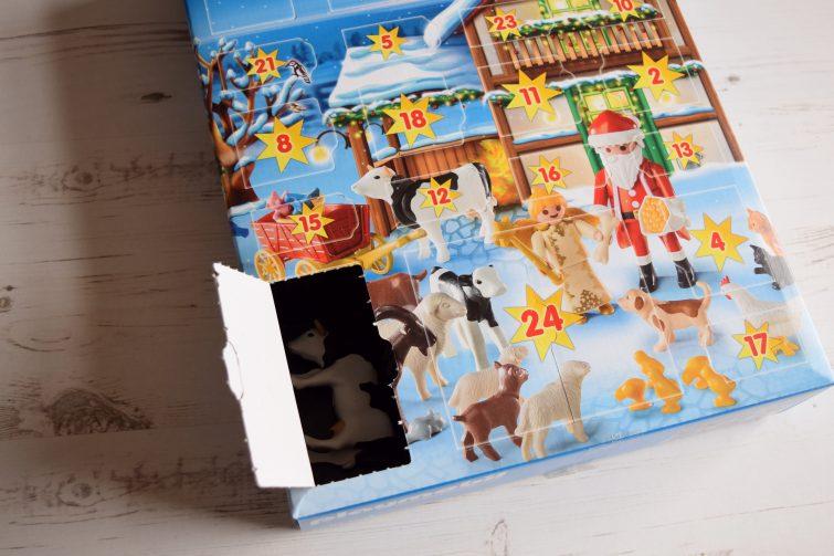 PLAYMOBIL Advent Calendar - open door