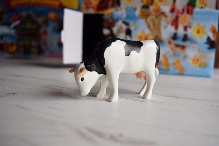 PLAYMOBIL Advent Calendar - cow