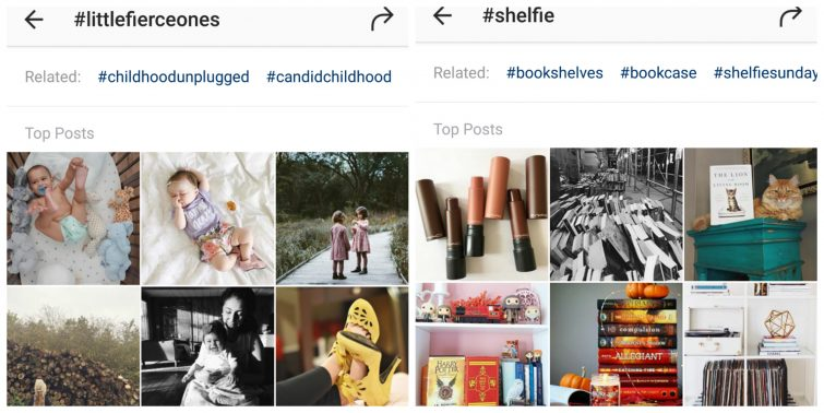 How to use Hashtags on Instagram: Instagram Hashtag Research