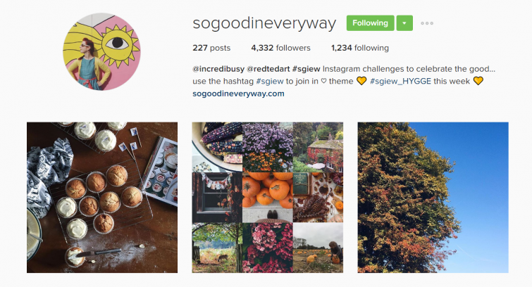 How to use hashtags on Instagram: #SGIEW instagram community