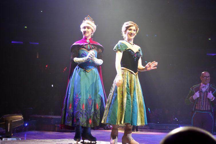 Disney on Ice - Elsa & Anna