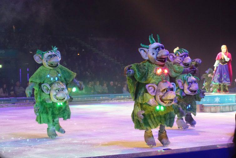 Disney on Ice - Trolls