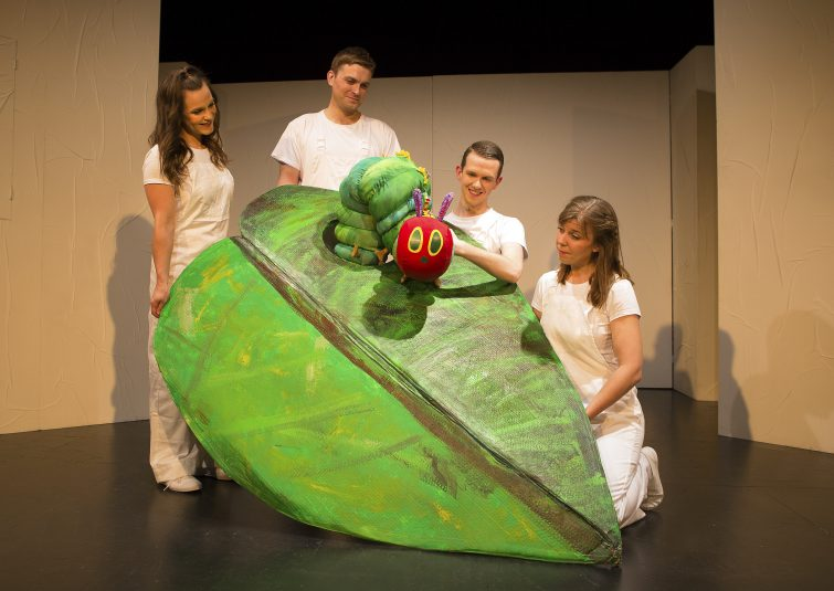 The Very Hungry Caterpillar - The Lowry
