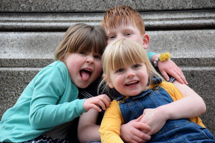 Sibling at half term - Ordinary Moments
