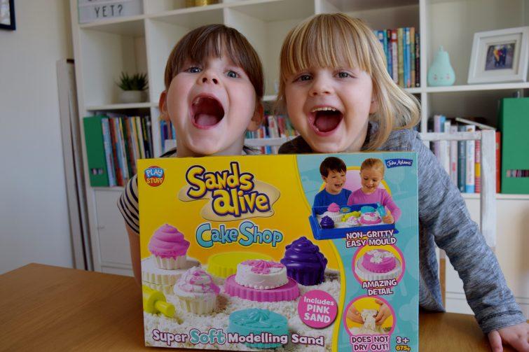 Sands Alive Cake Shop – Review