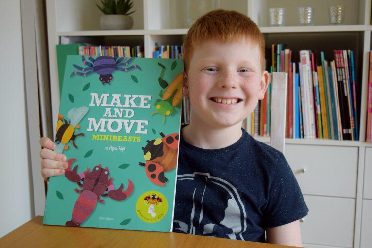 Make and Move Minibeasts