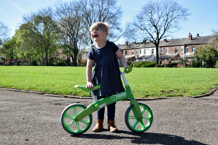 Y Velo Balance Bike