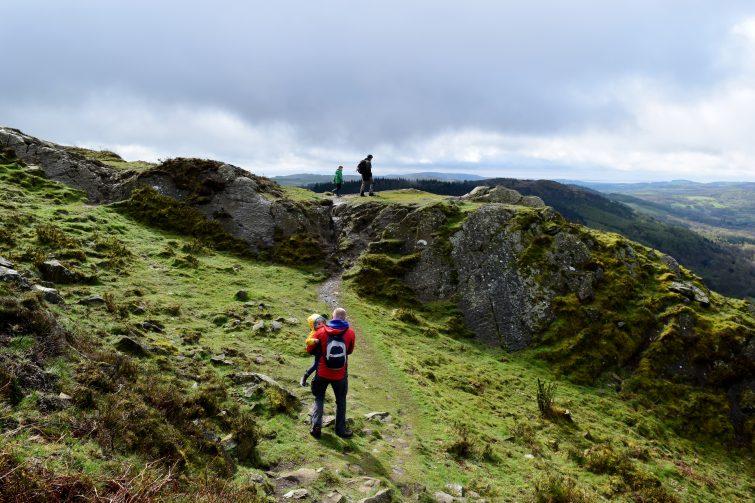 Climbing Gummer's How with Ben McNutt, Woodsmoke & Piri Allergy
