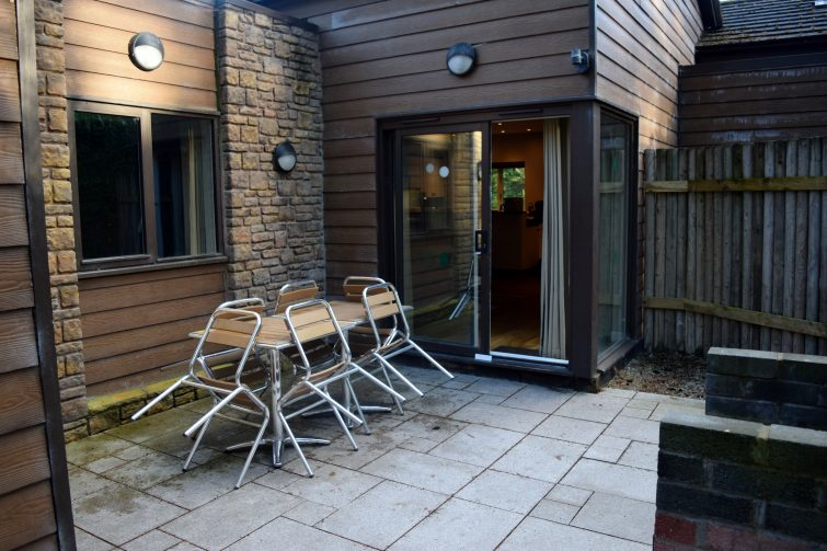 Outside space - Three bed Executive Lodge at Center Parcs, Whinfell Forest