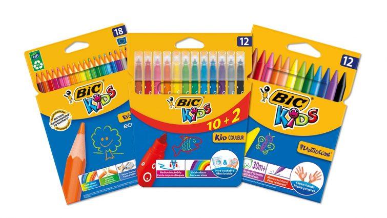 BIC KIDS - giveaway image