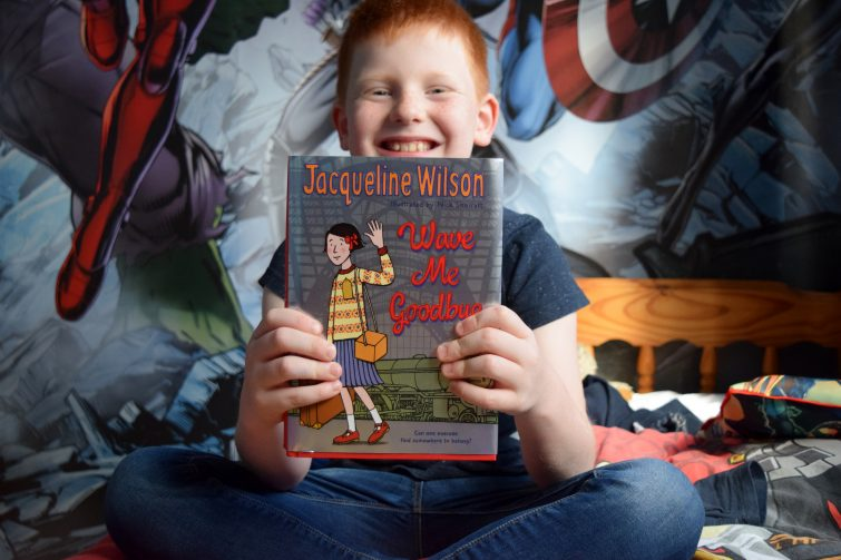 Jaqueline Wilson - not just for girls! Puffin Summer Reading Campaign #startastory