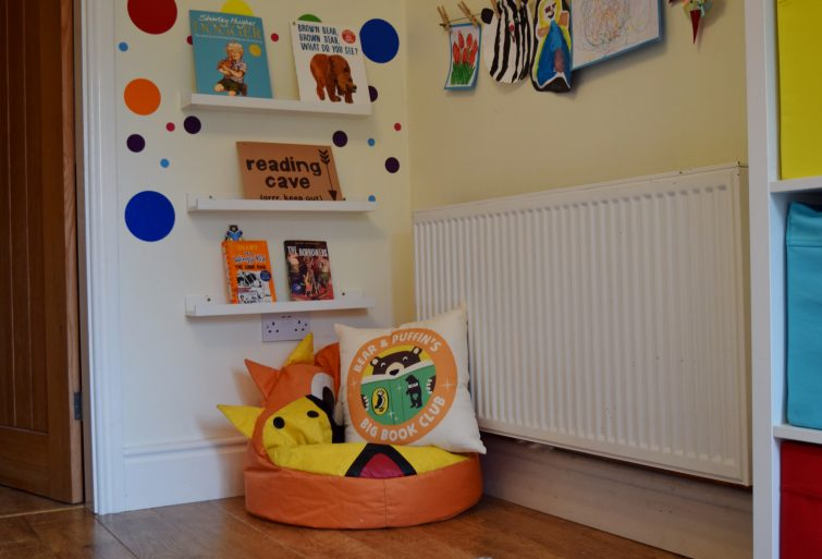 BEAR & Puffin's Big Book Club - Our Reading Cave