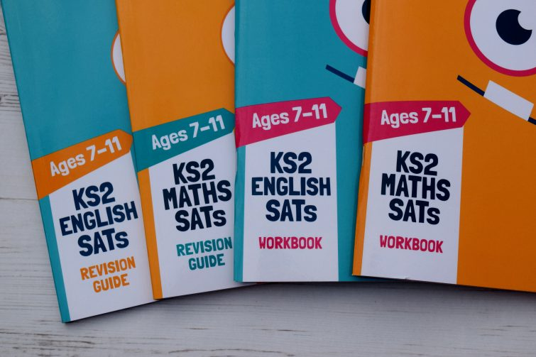 Letts SATS revision books