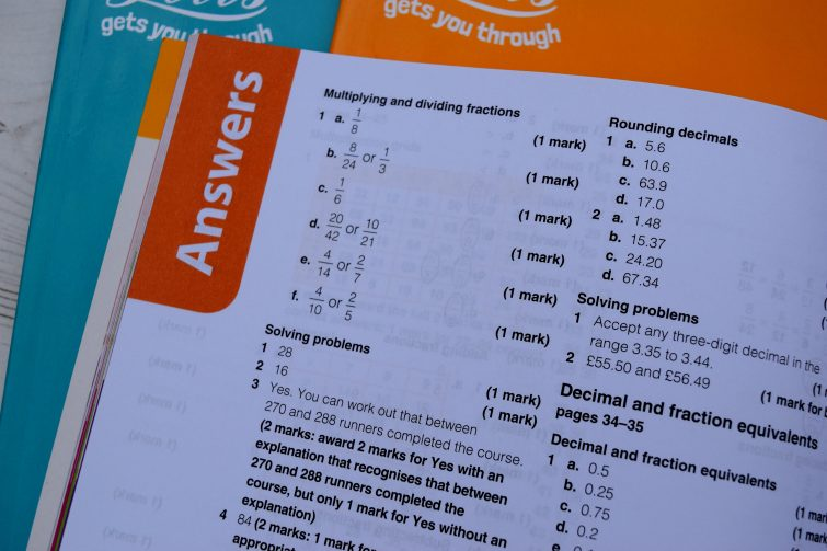 SATs Success with Letts