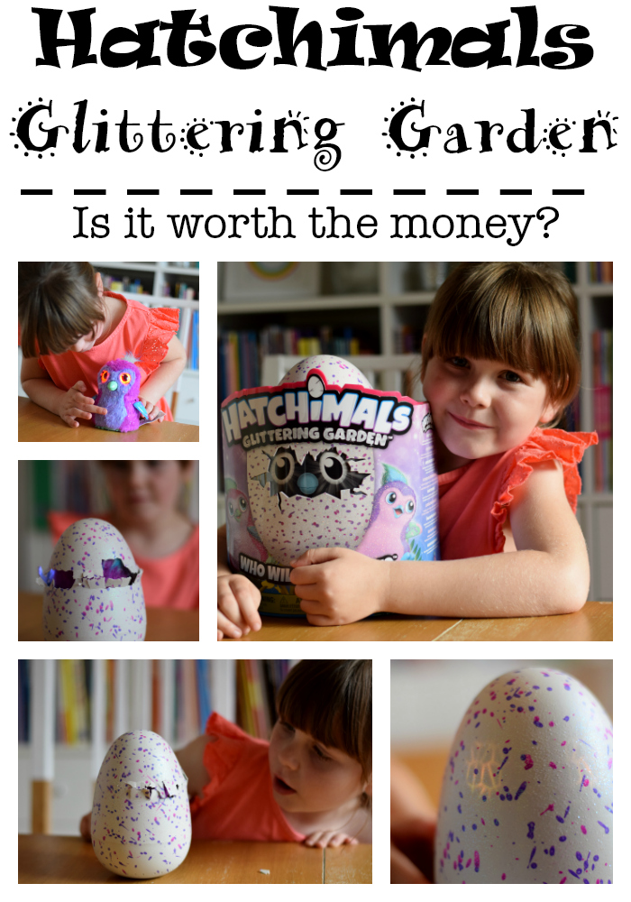 Hatchimals Glittering Garden - Is it really worth the money?