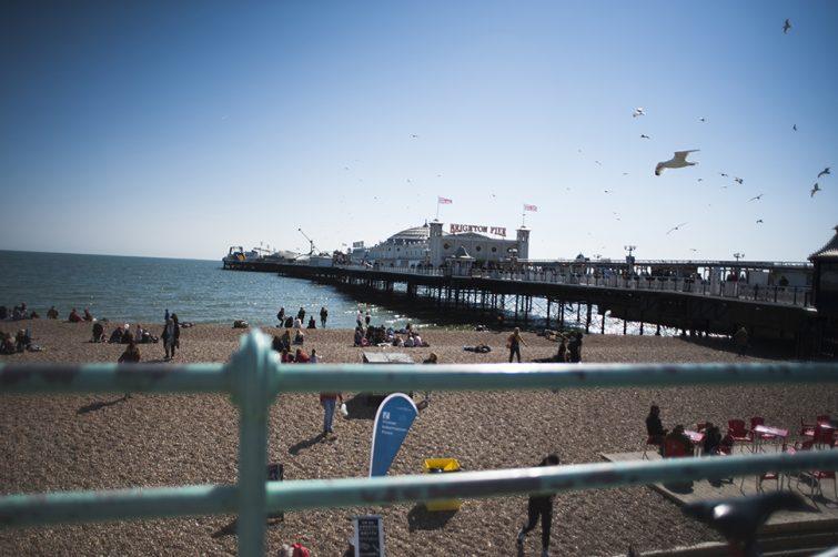 Meet The Wildes - Brighton Pier