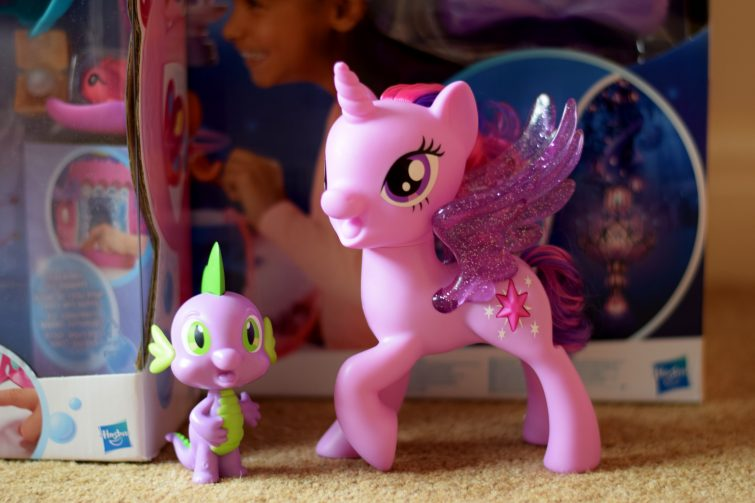 My Little Pony Princess Twighlight Sparkle & Spike