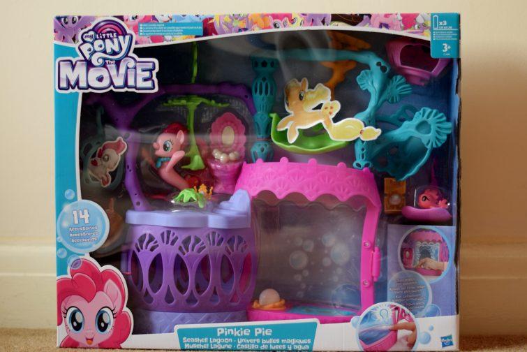 My Little Pony Pinkie Pie Seashell Lagoon