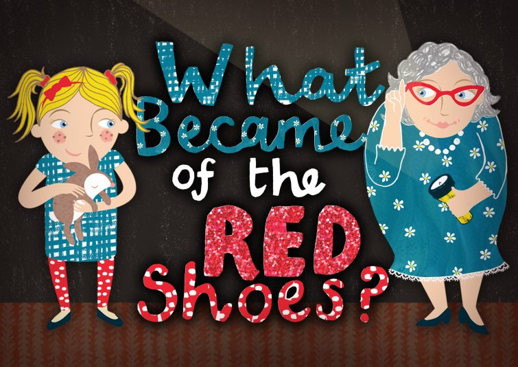 What Became of the Red Shoes - Waterside Arts Centre, Sale
