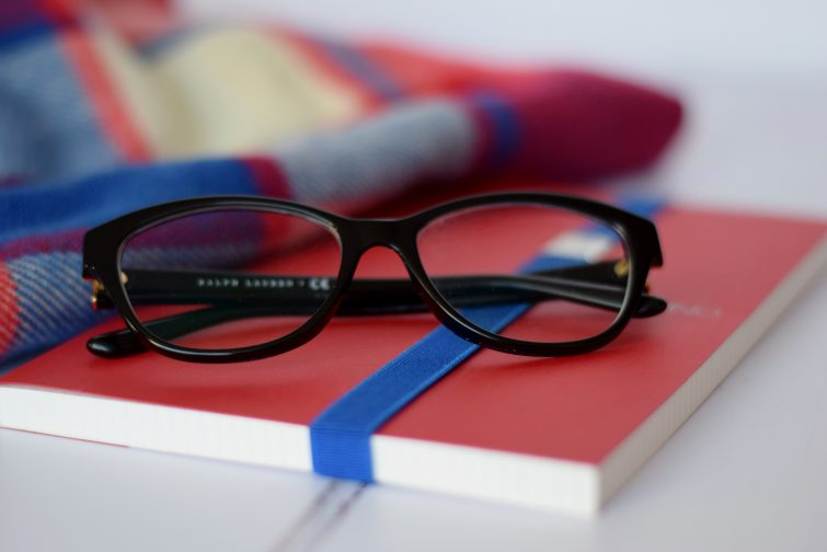 Ralph Lauren glasses from Vision Express