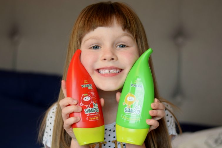Vosene Kids 2 in 1 Fruity Goodness Shampoos