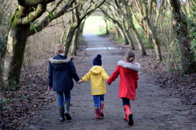 Siblings January 2018 Heaton Park