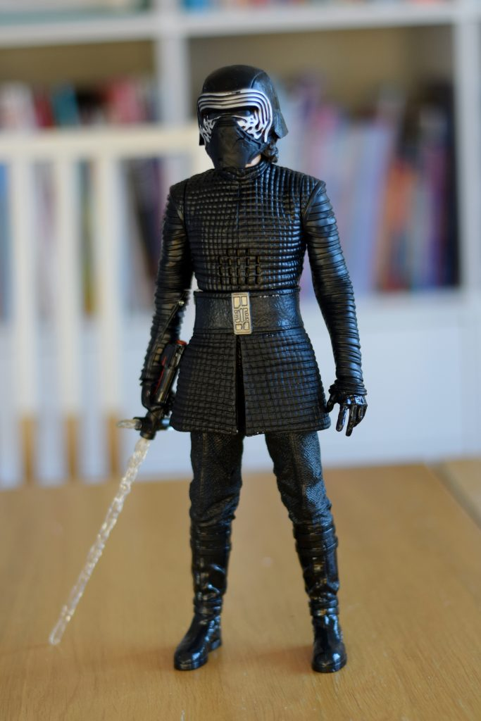 Kylo Ren action figure