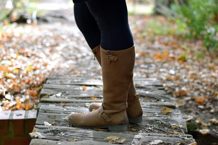 Winter Walks with Hotter Boots