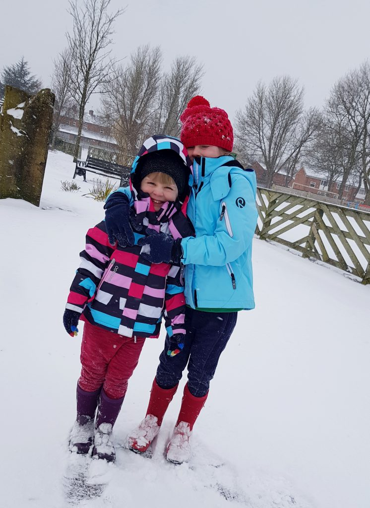 snow ready coats from Reima