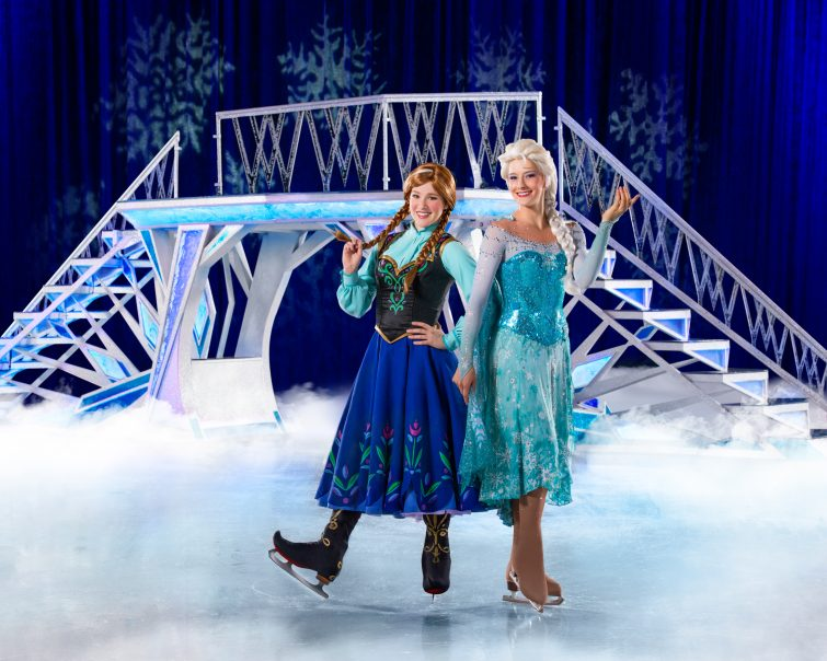 Frozen at Disney on Ice Worlds of Enchantment