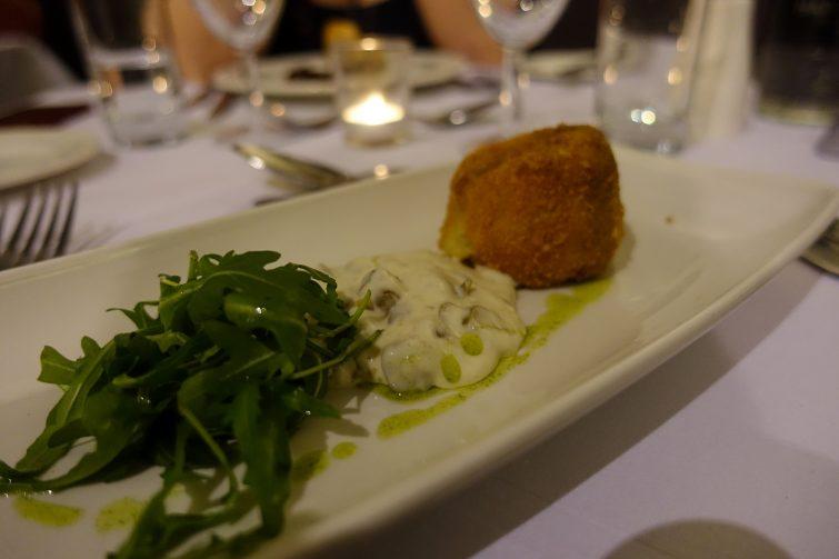 Dinner The Majestic Hotel, Harrogate