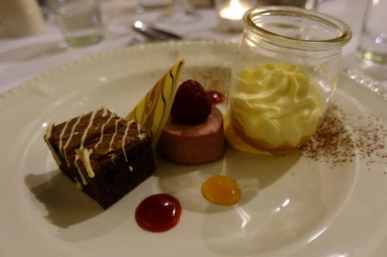 Dessert - The Majestic Hotel, Harrogate