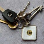 Tile bluetooth tracker - find lost keys