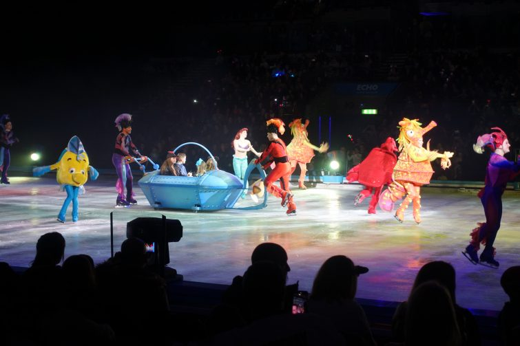 Little Mermaid - Disney on Ice