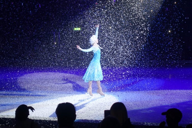 Elsa from Frozen - Disney on Ice Worlds of Enchantment