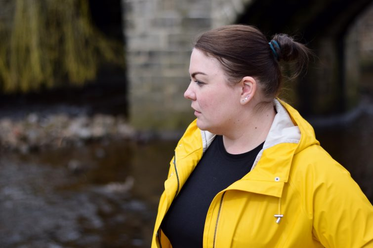 yellow raincoat from outdoorsupply