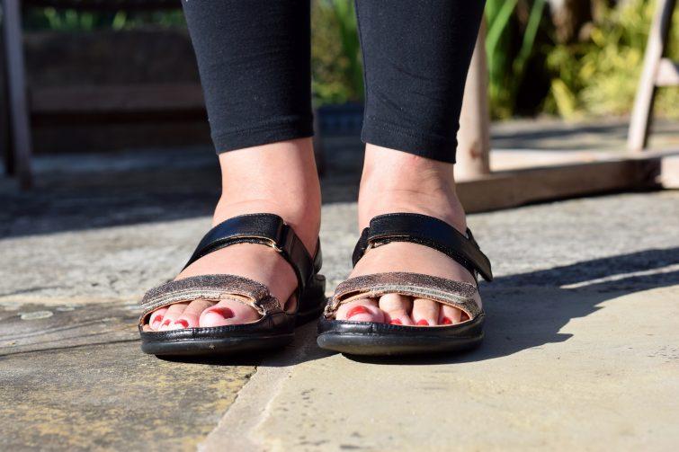 Strive footwear - Kona sandals with adjustable straps