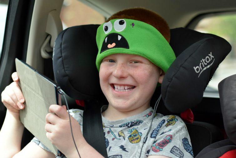 Snuggly Rascals children's headphones