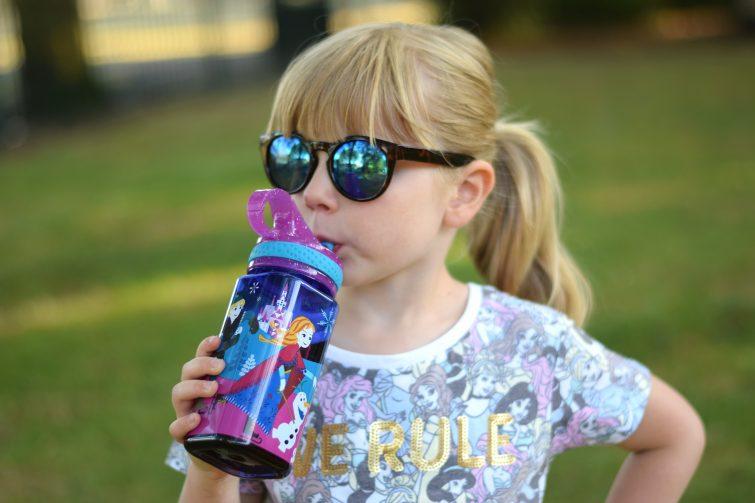 Disney Store Frozen drink bottle