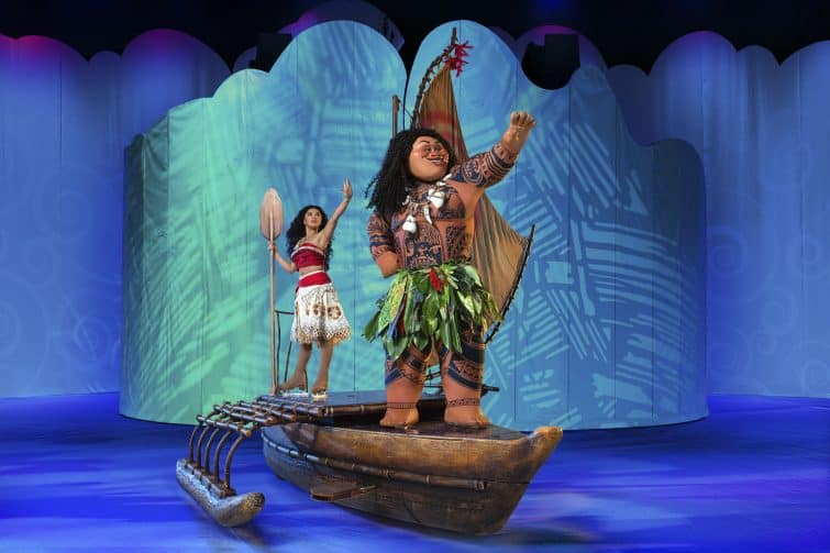 Disney on Ice Dream Big Moana
