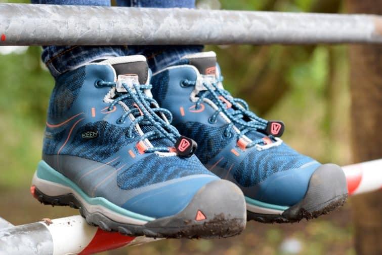 OLDER KIDS' TERRADORA WATERPROOF MID HIKING BOOTS | We're going on an adventure