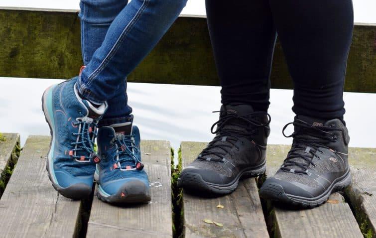 Terradora Hiking Boots from Keen Footwear – Review