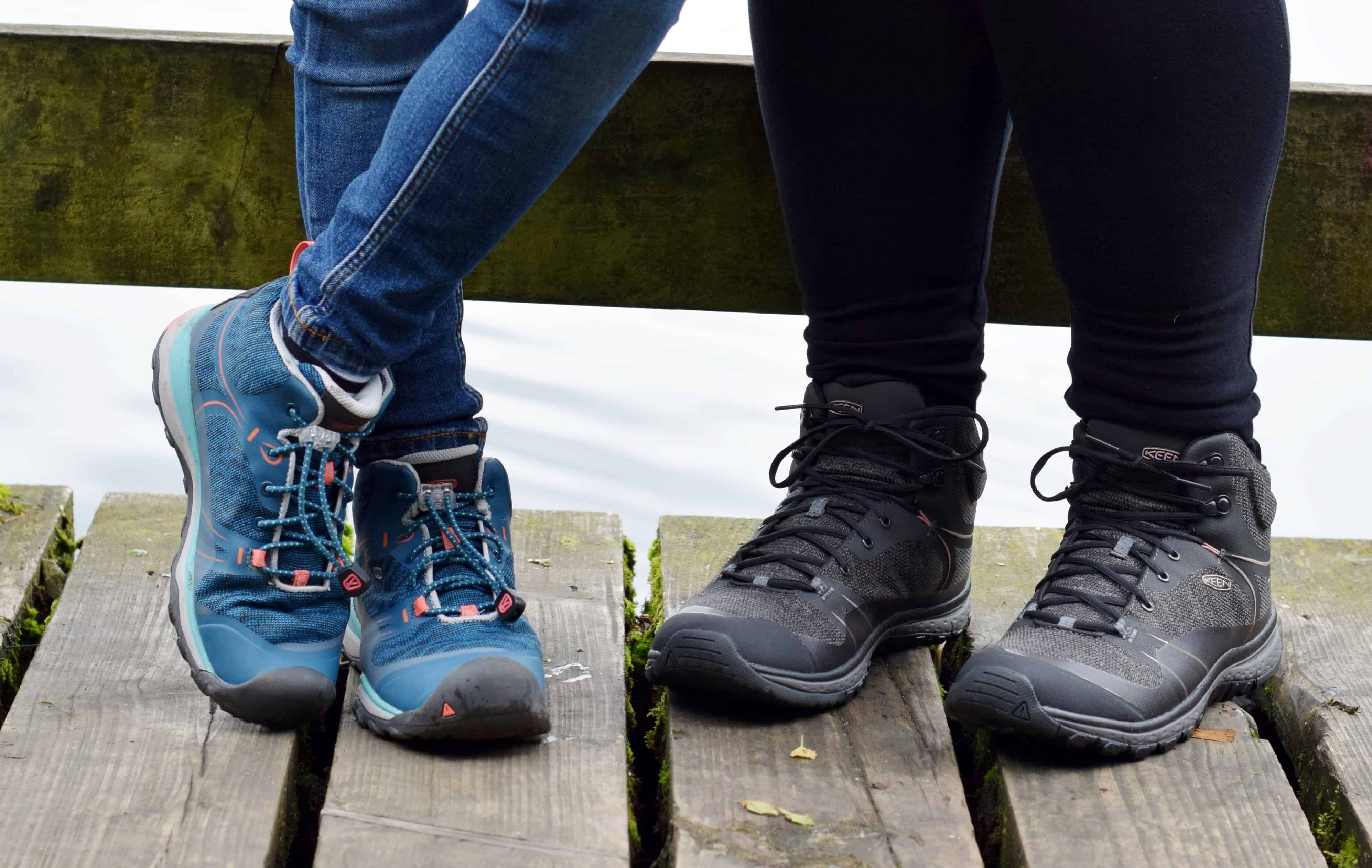 8b4969a101 Terradora Hiking Boots from Keen Footwear - Review - We're going on ...