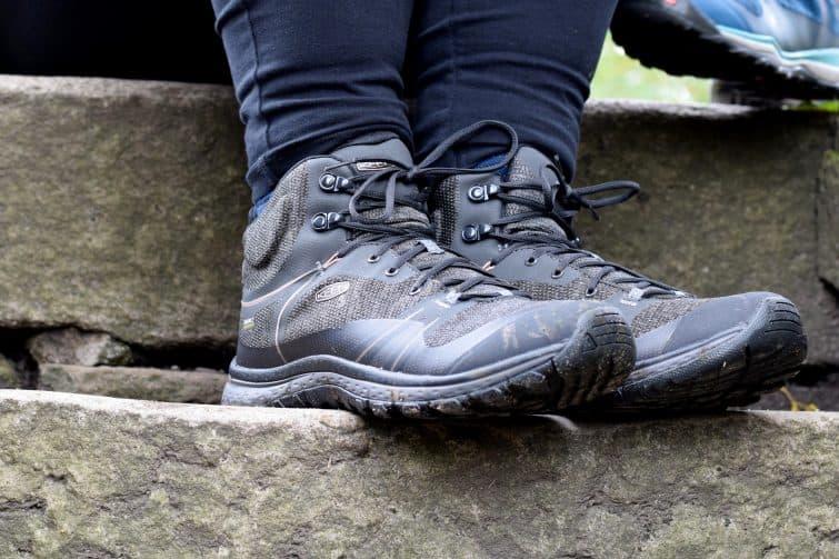 WOMEN'S TERRADORA WATERPROOF MID HIKING BOOTS | We're going on an adventure